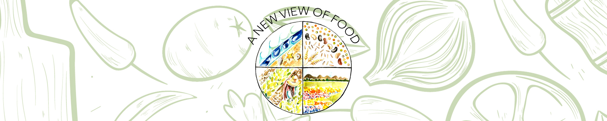 A New View of Food logo
