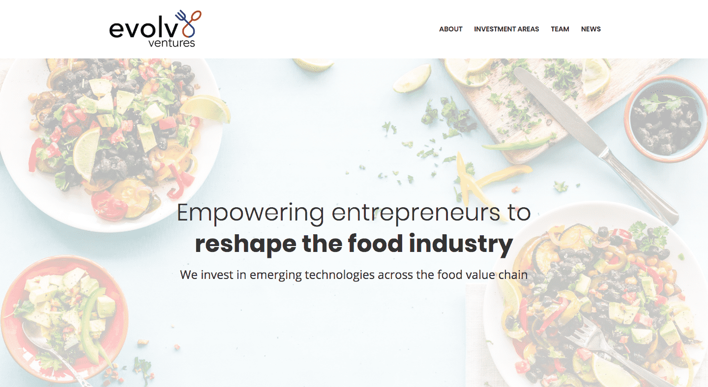 Visit Evolv Ventures online at evolv.vc